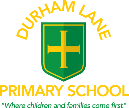 Durham Lane Primary Logo